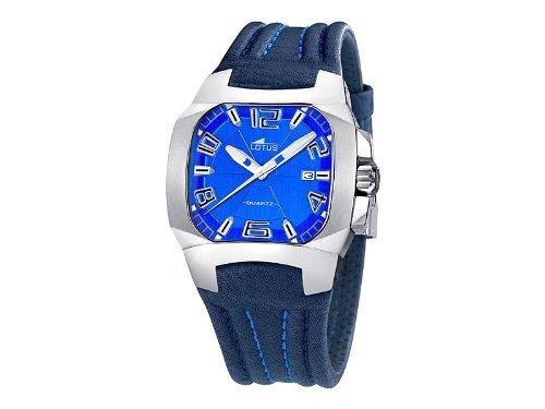 LOTUS Code da uomo blu metallizzato Ref: 15507/2
