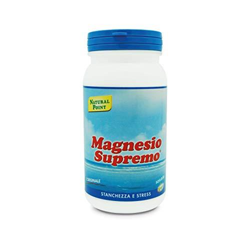 Natural Point Magnesio Supremo Polvere, 150g