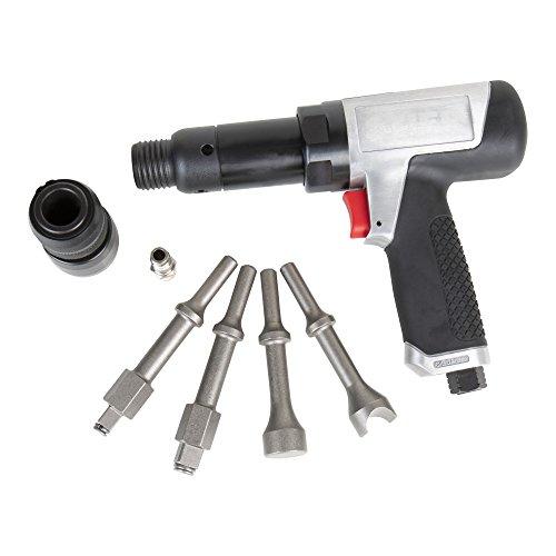 STIER Meißelhammer-Satz SMH-X, 7-teilig mit Koffer, Druckluft-Meißelhammer, Luftanschluss 1/4 Zoll