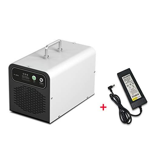 Great Deal! JINRU Ozone Generator Machine, Air Purifier, Smoke Eater, Room Deodorizer and Odor Neutr...