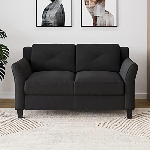 LifeStyle Solutions Grayson Love Seats, 57.87'x32'x32.68',...