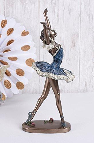 Frauenfigur Tänzerin Balletttänzerin Ballerina Frauenfigur Ballett Palazzo Exklusiv