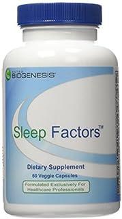 BioGenesis - Sleep Factors 60 veggie caps [Health and Beauty] by Biogenesis