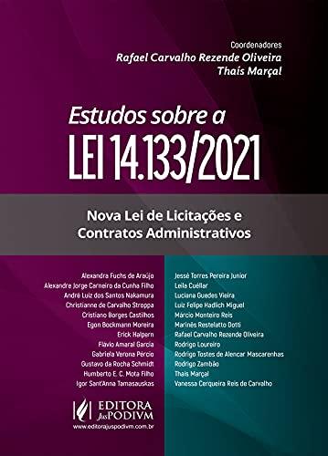 Estudos Sobre a-lei-141332021-Nova Lei de Licitações e Contratos Administrativos 2021