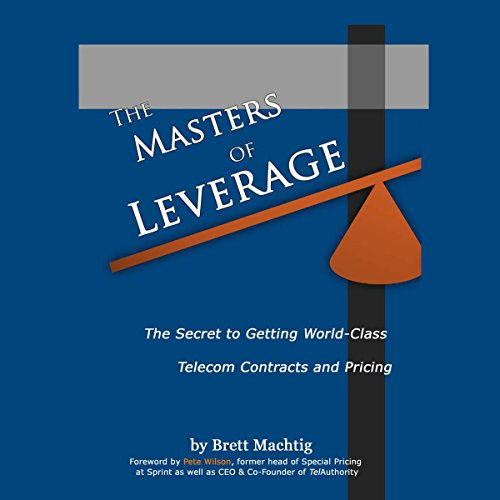 The Masters of Leverage, Volume 1 audiobook cover art
