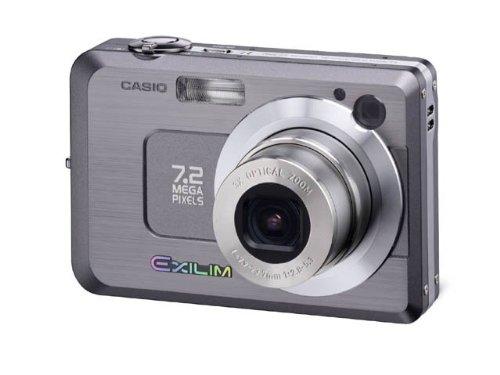 Casio EXILIM EX-Z750 - Cámara Digital Compacta 7.4 MP (2.5 Pulgadas LCD, 3X Zoom Óptico)