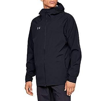 Under Armour Storm Rain Jacket - XL - Black