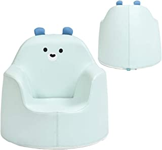 Kids Table Chair Sets Cute Little Sofa For Children Baby Seat Two Colors Optional