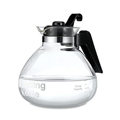 One All Wk112bl Stove Top Whistling Tea Kettle!!!!!!, 12 Cup 1 Ea