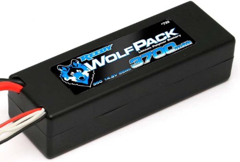 Ahorre hasta un 70% de descuento. 030733 TEAM ASSOCIATED WolfPack - Lipo 14,8V Hardcase Hardcase Hardcase 3700mAh 35C mit DEANS-Stecker, Balancer JST-XH  primera vez respuesta