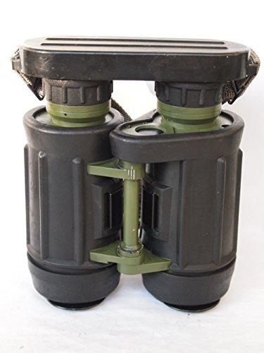 Carl Zeiss JENA 7x40 B GA NVA Militär Fernglas