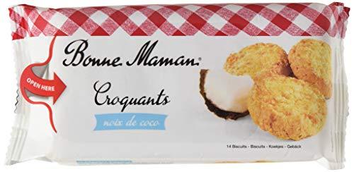 Bonne Maman Kokosmakronen,leicht,luftig ,lecker (1 x 150 g)