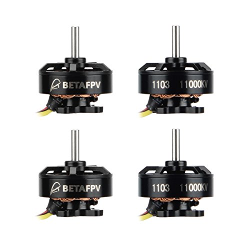 BETAFPV 4pcs 1103 11000KV Brushless Motor FPV RC Brushless Motors for 2S Lipo Battery 2S Frame Beta75X Beta85X Whoop Drone