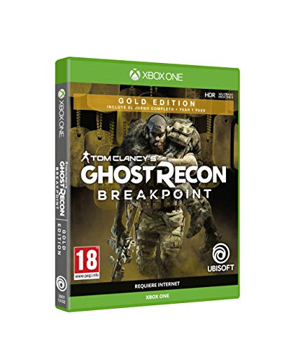 Ghost Recon Breakpoint - Gold Edition