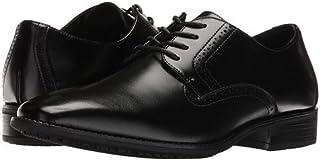 (ステーシーアダムス) Stacy Adams メンズオックスフォード?ビジネスシューズ?靴 Ardell Slip Resistant Plain Toe Oxford Black 14 32cm D - Medium [並行輸入品]