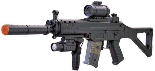 CYMA Navy Seal Assault Rifle SG 552 Airsoft Electric Gun
