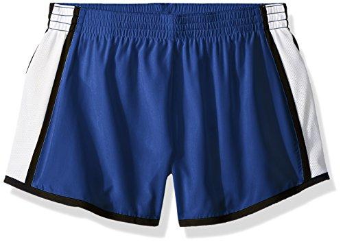 Augusta Sportswear Damen Augusta Girls Pulse Team, Royal/White/Black, Small Shorts, Königsblau/Weiß/Schwarz, Klein