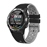 Naturehike GPS Smart Watch for Android and iOS Phone IP67 Waterproof ,Fitness Tracker Watch with Heart Rate&Blood Pressure&Sleep Monitor for Women ,Men