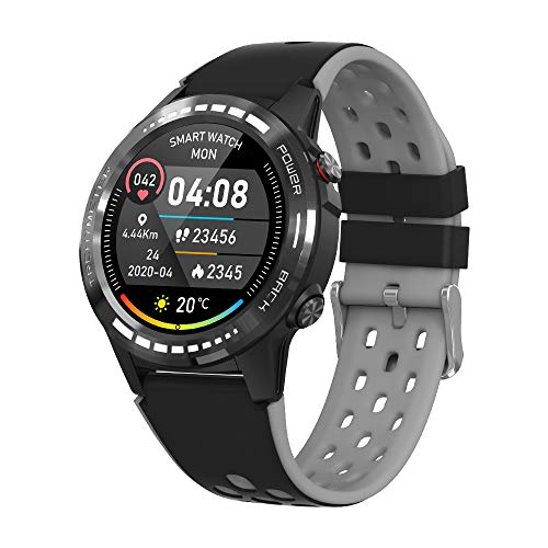 Naturehike GPS Smart Watch for Android and iOS Phone Heart...