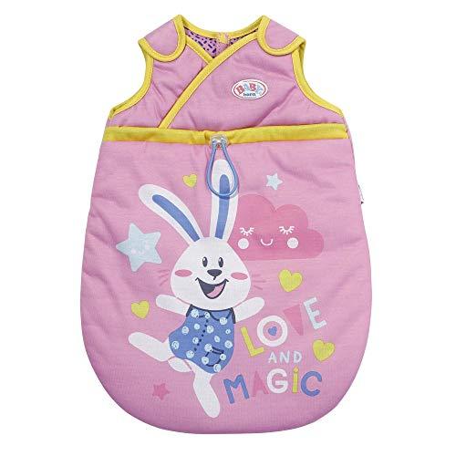 Zapf Creation 828045 BABY born Baby Care Schlafsack Puppenzubehör, bunt