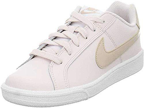 Nike Court Royale, Zapatillas Mujer, Rosa (Apenas Rose/Fossil Stone-White), 40.5 EU