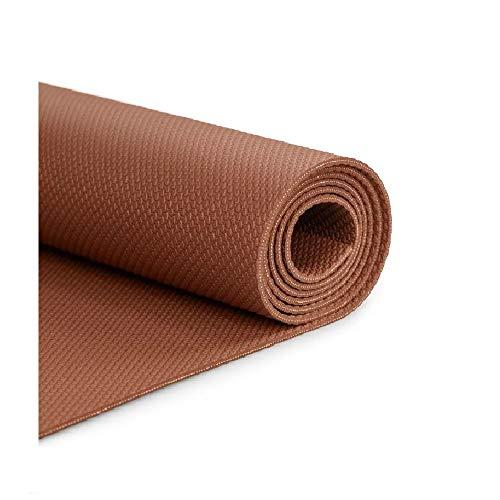 BAHE Elementary Mat Lite - Esterilla de yoga (elastómero termoplástico, 173 x 61 cm, 380 g, 3 mm), color naranja