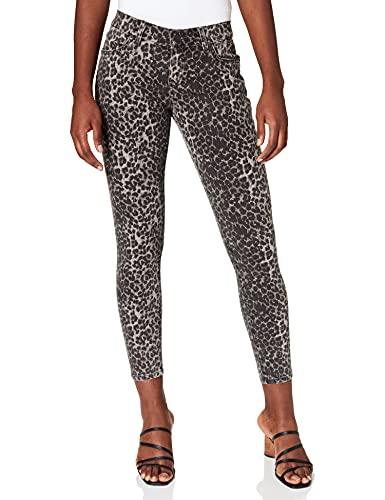 LTB Jeans Lonia Vaqueros Skinny, Gris (Grey Leopard X Wash 51973), W25/L28 (Talla del Fabricante: 25) para Mujer