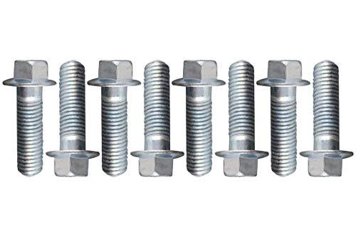 ICT Billet USA Made - LS Engine Transmission 4L60e Bell Housing Bolts Set Kit T56 LS1 4L80e LS1 LS3 LS2 LQ4 LQ9 LS6 L92 L99 L33 LR4 L82 L83 L84 L86 L87 LT1 L8B 551652