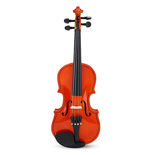 Violín de tamaño 1/8, kit para principiantes de violín de