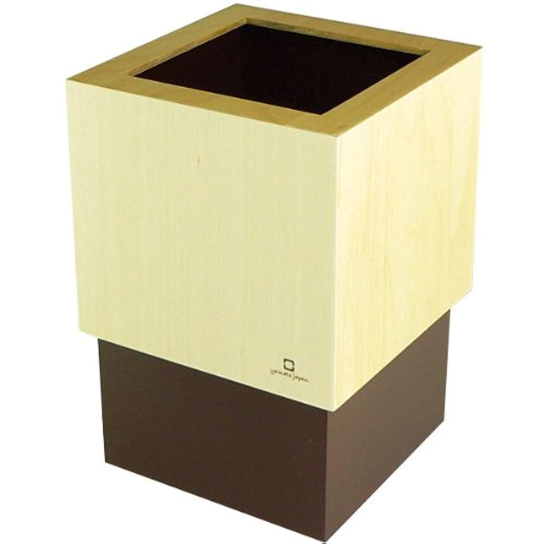 見て教育スカートW CUBE ダストボックス DUSTBOX 茶色 YK06-012Br <34270>