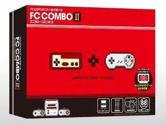 エフシーコンボ2【FC COMBOII】 (FC/SFC互換機)