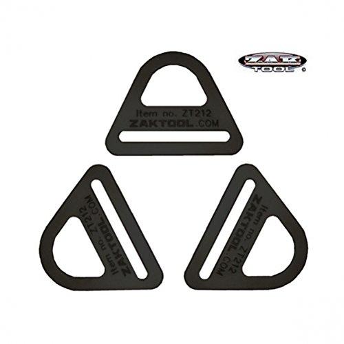 Zak Tool Zak Tactical Belt Clip Booster - ZAK-212-3