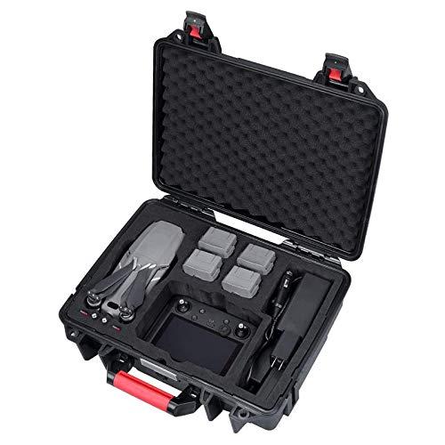 Smatree Estuche de Transporte Resistente al Agua Compatible con dji Mavic 2 Pro/dji Mavic 2 Zoom y dji Smart Controller (Drone et Accessoires Non Fourni)