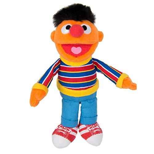 Sambro Sesame Street Ernie Plüschtier ORIGINAL Muppet, Mehrfarbig, 38 cm