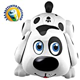 WEofferwhatYOUwant Electronic Pet Dog Harry. Interactive Smart Puppy Toy Robot Responds to Touch, Walks, Barks, Sings, Dances, Chasing Fun Activities.