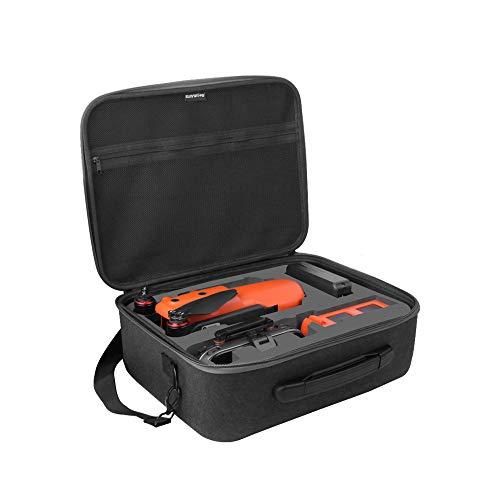 Bascar Drohne Handtasche, Tragetasche Kompatibel mit Autel Robotics EVO II/Pro/Dual Drone Stoßfeste Schutzhülle Aufbewahrungstasche Drohne Rucksack wasserdichte Tasche Portable Tragekoffer