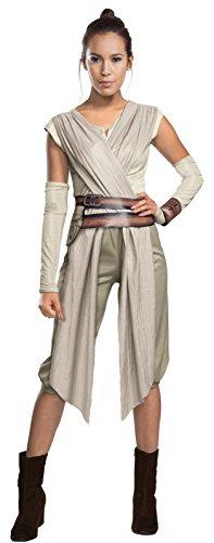 Star Wars The Force Awakens Adult Costume, Beige Medium