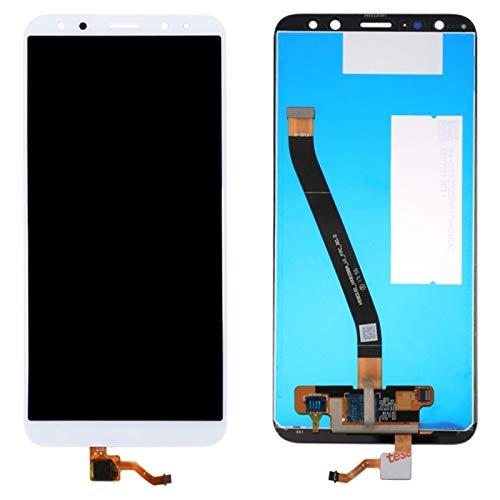 Icase - Pantalla LCD para Huawei Mate 10 Lite, Honor 9i y Nova 2i, color blanco