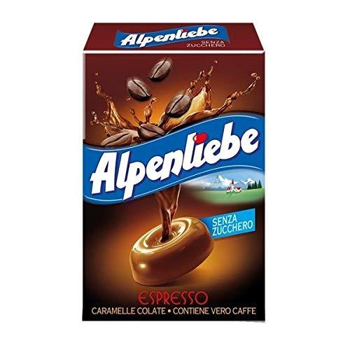 ALPENLIEBE Alpenliebe Espresso 20 x 49 gr