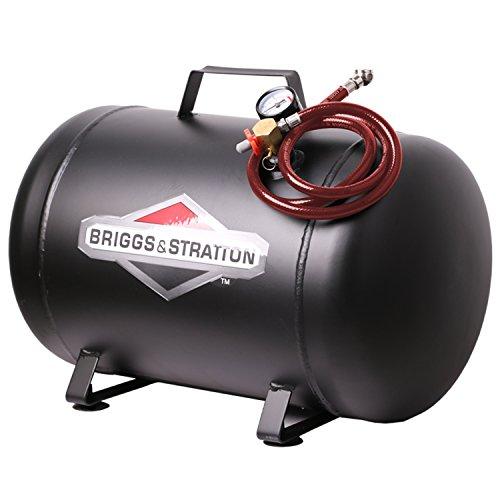 Briggs & Stratton 7-Gallon Air Tank 074040-00,Black