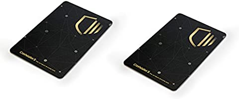 CoolWallet S Duo | Bitcoin Hardware Lot de 2