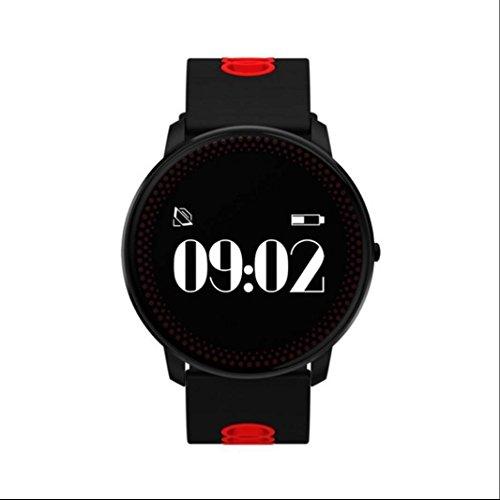 Braccialetto Fitness Smart Bracelet bluetooth Smartwatch,Pedometer,Sveglia,sano contapassi,ritmo cardiaco,Monitoraggio del Sonno,per iphone/samsung/HTC/HUAWEI/il Sistema IOS/Android,Braccialetto