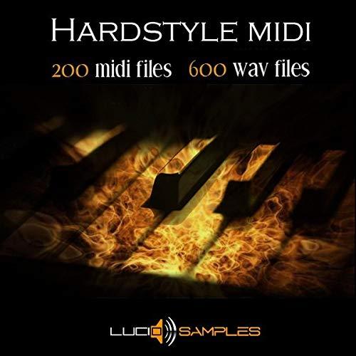 Hardstyle Midi Pack - Hard Techno Midi & Wav Samples  Apple Loops/ AIFF Download