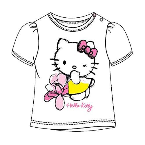 Maglietta maglia t shirt da Bambino e bambina 4 anni Minions Gang Manica Azzurra in Cotone con Licenza Universal Studios. (4 Anni 104 cm)
