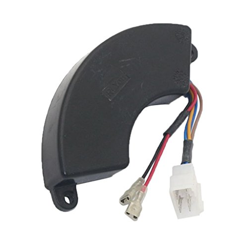 prasku Regulador de Voltaje Generador Chino AVR Monofásico para 2-7 KW