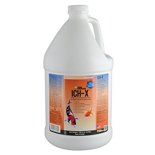 Hikari 69655 Ich-x Water Treatment Nutritional Supplements