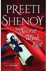The Secret wish List Kindle Edition