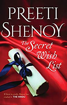 The Secret wish List by [Preeti Shenoy]