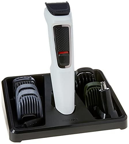 Aparador Multifuncional Serie 3000, 1 velocidade, Brancocom acabamento em preto, Bivolt- Philips