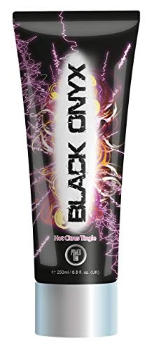 Power Tan Black Onyx Tanning Sun...